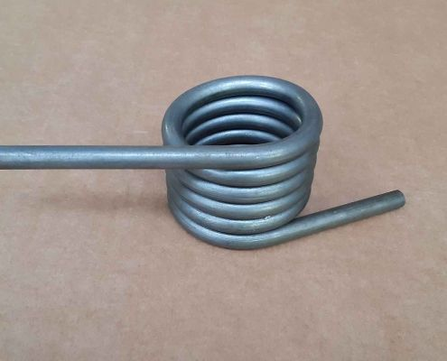 36 Spirale ferro