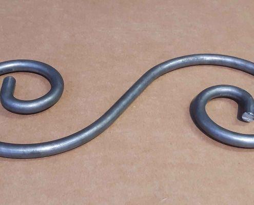 47 Spirali ferro