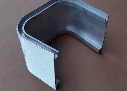 5 Profilo orologio alluminio