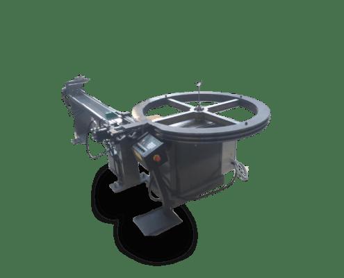 Macchine speciali ETM raggi ampi